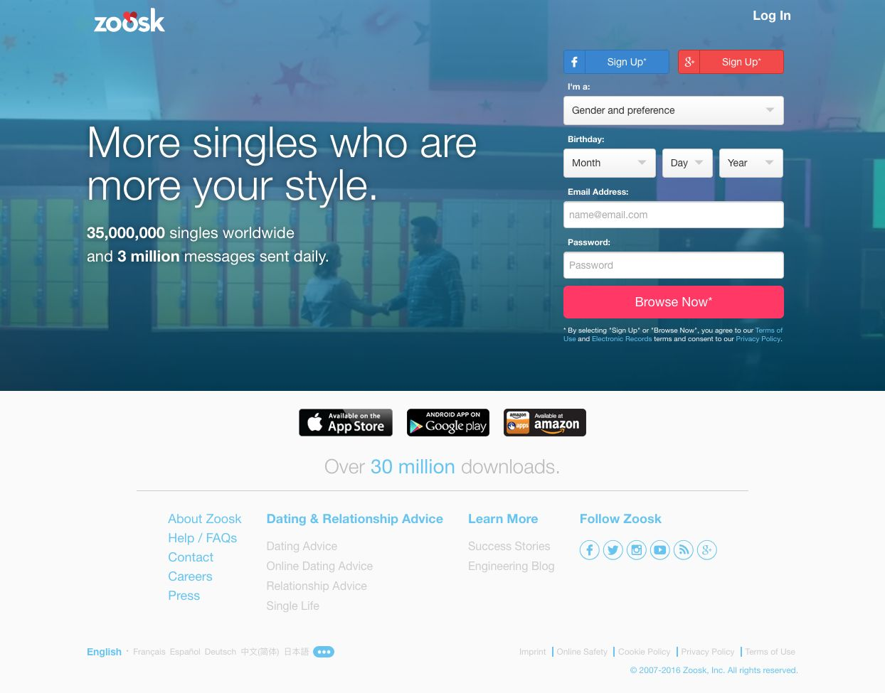 how to delete online dating profiles